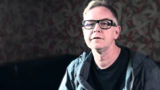pozdrav  Andy Fletcher z DEPECHE MODE