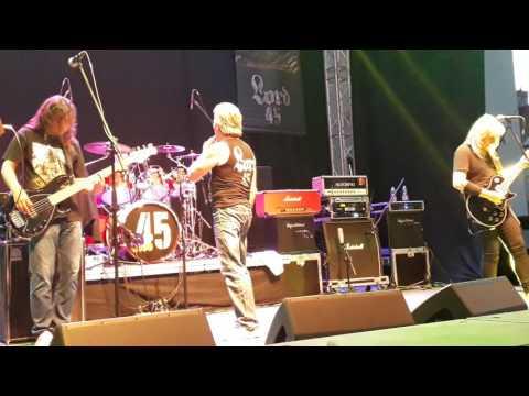 Lord zenekar - Szemedben a csillagok (Kisbér 2017.07.29.)