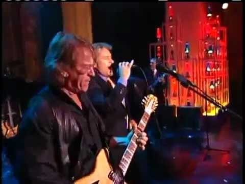 "Jefferson Airplane Performs ""Volunteers"" at the 1996 Hall of Fame Inductions"