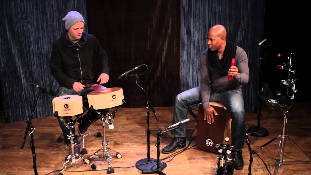 Percussion How To Vibraslap w Mark Shelton  YouTube