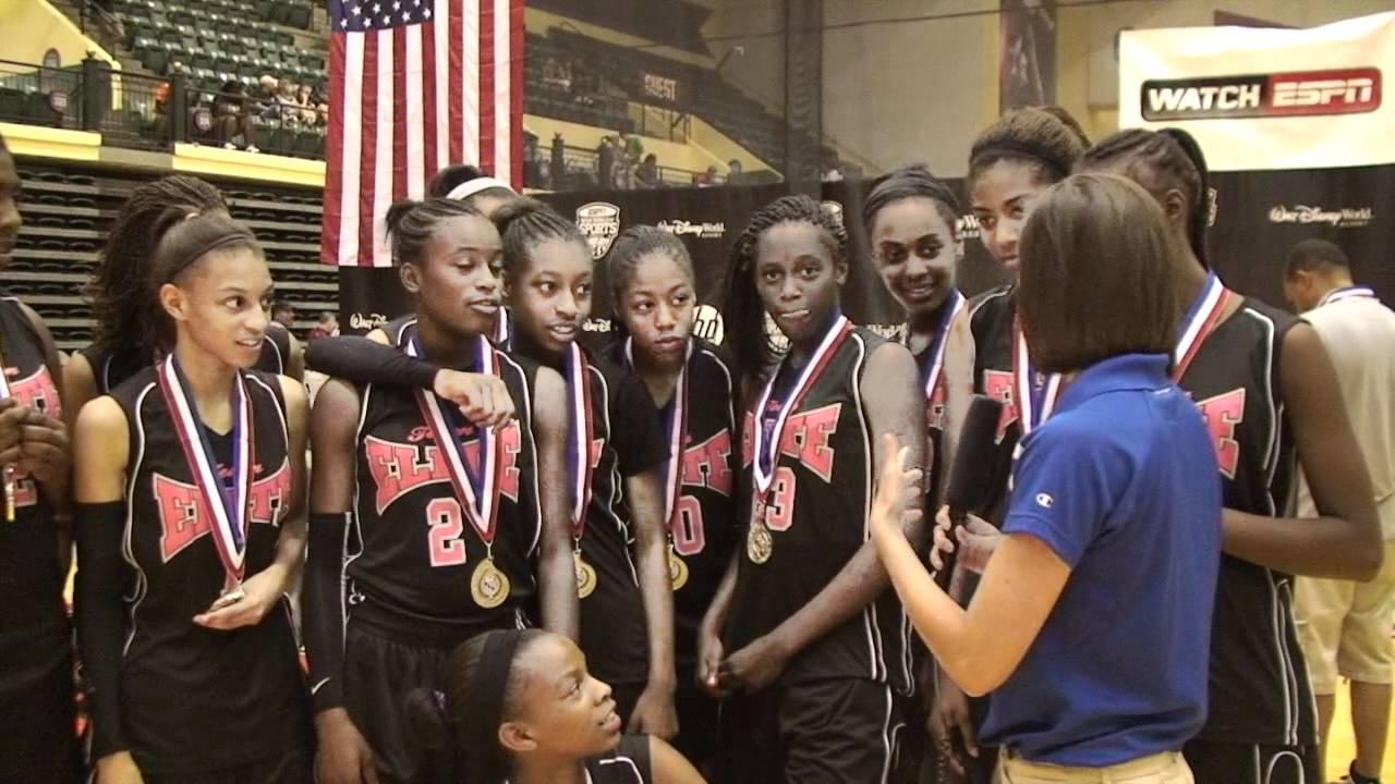 Williams Girls Basketball 2012 Aau Girls Basketball 8th