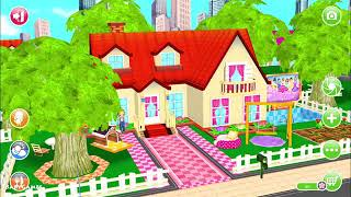 Fun Baby Girl Care Games - Ava The 3d Doll - Play Dress Up & Brush Teeth Games For Girls