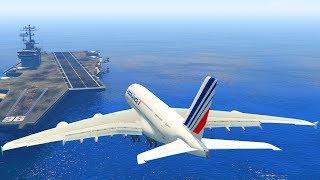 JE CRASH UN AVION GÉANT AIR FRANCE ! (PILOTE LIFE MOD)