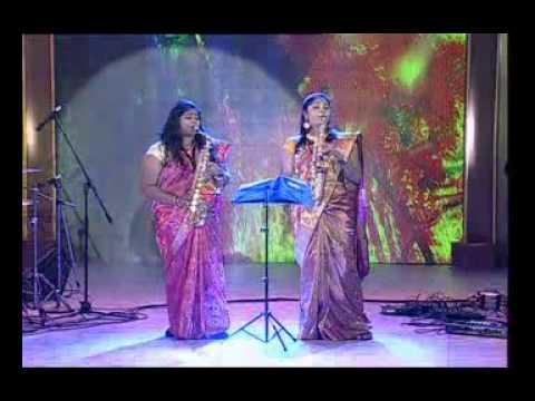 Saxophone Sisters India - Yeu Kashi Priya video