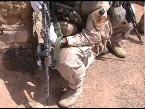 Afghan Special Forces Demonstrate Capabilities to Gen Petraeus