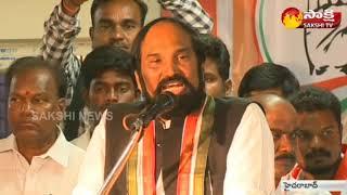 Uttam Kumar Reddy Fires On KCR Over Unemployment Allowance || 'తొలి ఏడాదే లక్ష ఉద్యోగాలు ఇస్తాం'