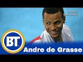 Flashback: Andre de Grasse was City's Athlete of the Week