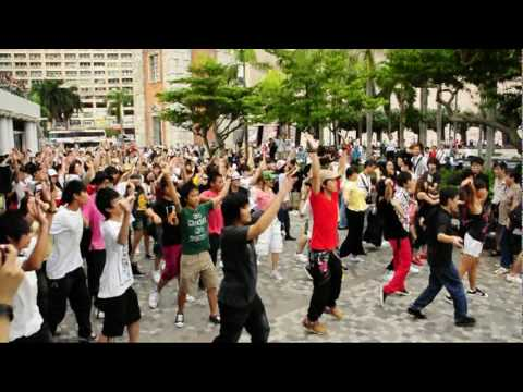 [OFFICIAL] Michael Jackson Dance Tribute - Hong Kong, Beat It, Flashmob