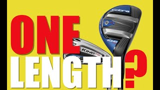 Who is Cobra F9 One Length for?