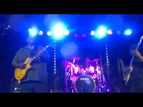 Michael Burks Band, Fire and Water, Zingem Bluesnight, Zingem, Belgium May 5 2012