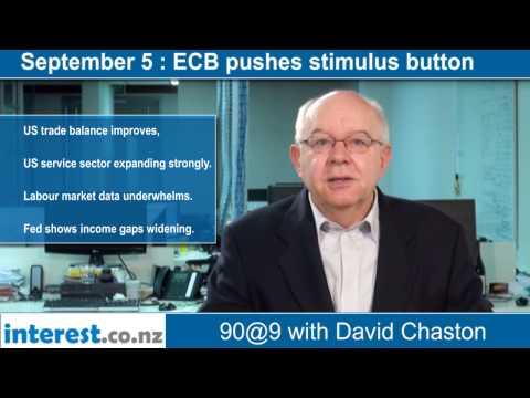 90 seconds @ 9am: ECB pushes stimulus button