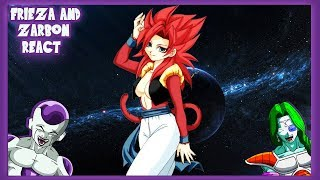 Download Lagu FRIEZA AND ZARBON REACT TO FEMALE DBZ CHARACTERS! Gratis STAFABAND