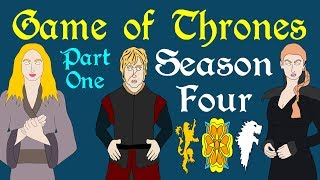 Game of Thrones: Season 4 (Part 1 of 3)
