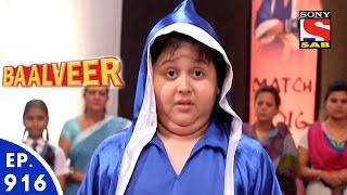 Baal Veer   बालवीर   Episode 916   15th February 2016
