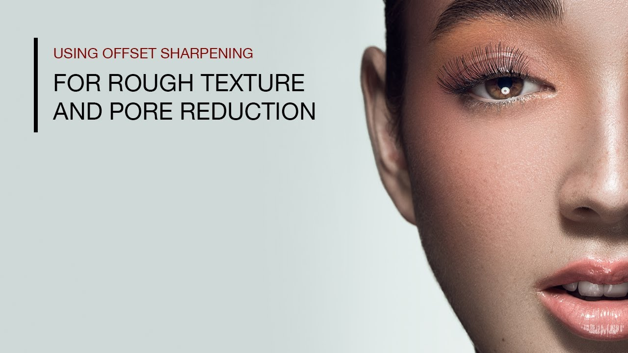 Smoother Skin Texture Out Rough Skin Texture And