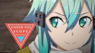 Under The Scope Anime Review: Sword Art Online II