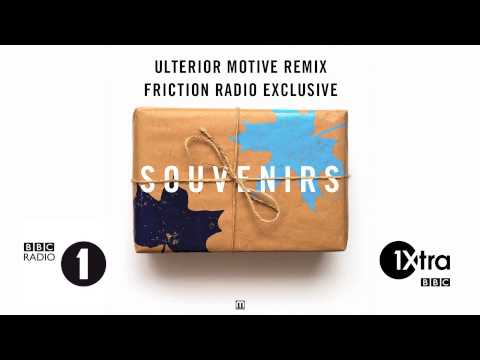 Etherwood - Souvenirs (feat. Zara Kershaw)  [Ulterior Motive Remix] - Friction BBC R1 Exclusive