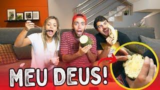 6 COMIDAS QUE VOCÊ COME ERRADO E NÃO SABE!!!