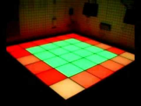 LED Touch Fusion Dance Floor