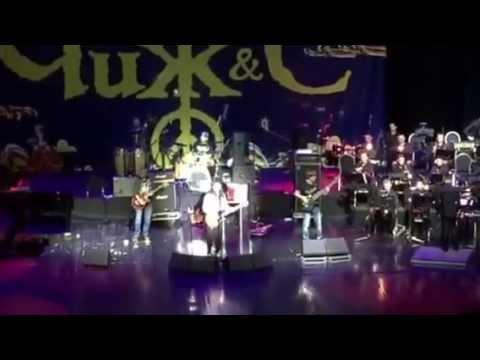 Чиж и К, 20 лет, концерт в Крокус Сити Холл 16.11.2014