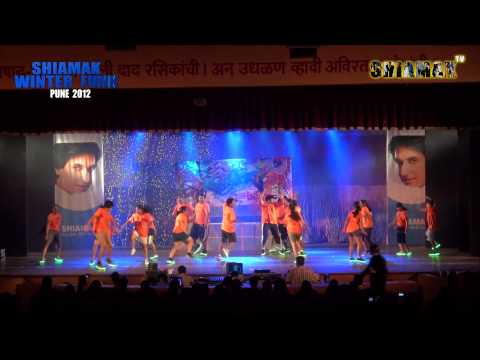 Mohabbat Karle - Shabop - Aundh - Shiamak Winter Funk 2012 - Pune video