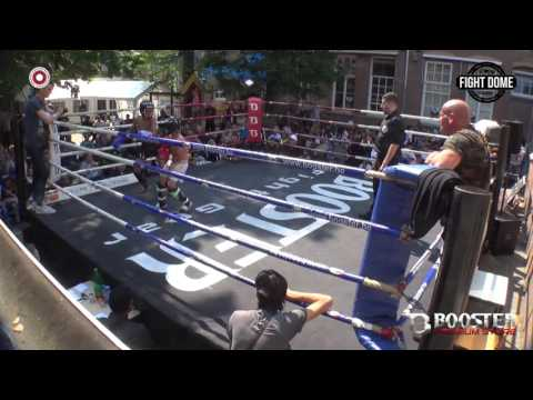 FIGHT DOME 5 - Abbas Sleeswijk vs Amor Cameron