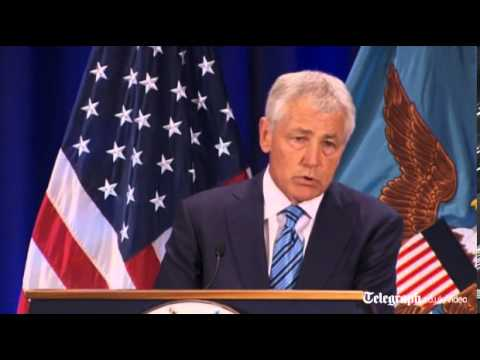North Korea presents 'real and clear danger', says US defense secretary Chuck Hagel