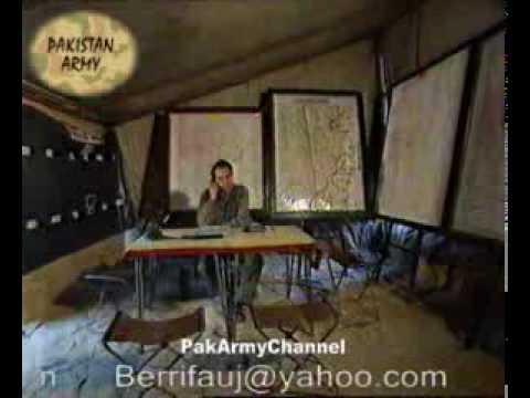YouTube - Drama Serial Nishan-e-Haider Major Raja Aziz Bhatti...
