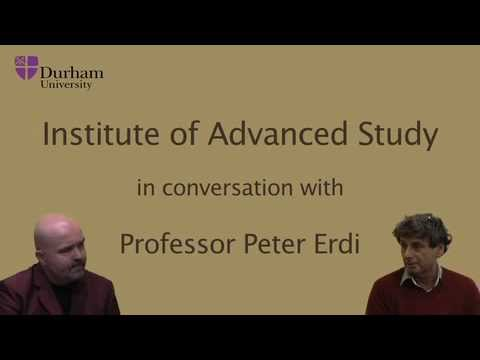 Time a conversation with Prof Peter Erdi