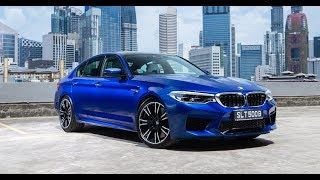 The all-new BMW M5
