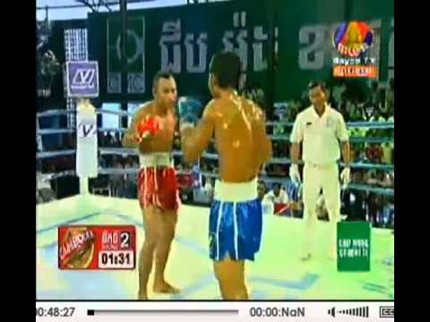 20 July 2014 | Bayon TV | Khmer boxing | Supper special Mr. Porn Sophat vs Mr. Soriy Toue