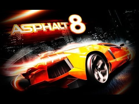 Asphalt 8: Airborne - Video Gameplay - Best Free Arcade Racing Game (iOS & Android)*November 2013*