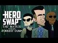 The Matrix Starring Forrest Gump - Hero Swap