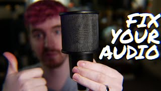 Stream Audio Quality is NOT Hard... Stop scaring away viewers!
