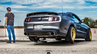 Why so many drift Mustangs in Texas?
