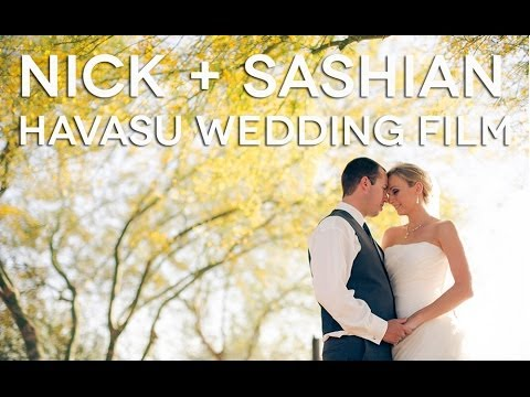 Nick+Sashian - The BIG Pictures - Refuge Wedding Lake Havasu City Arizona