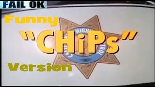 """""""CHiPs"""" Tv Series Funny Fail"""