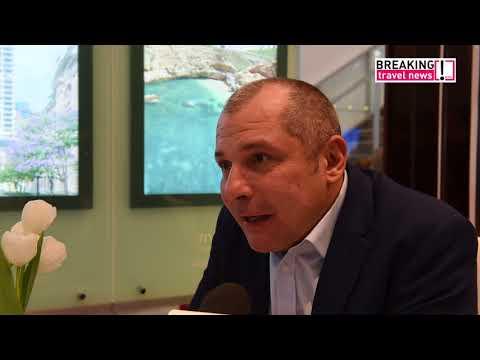Darren Darwin, general manager, Anantara Al Jabal Al Akhdar Resort