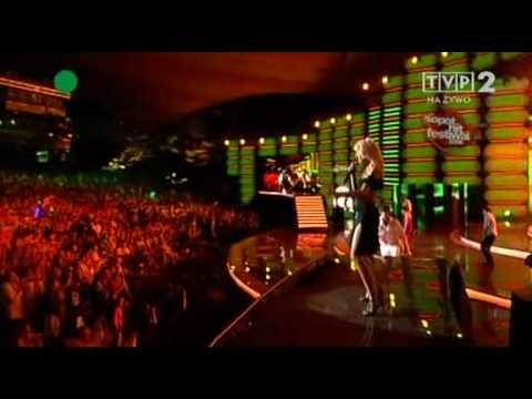 David Tavare - Hot Summer Night (Live At Sopot Hit Festiwal 2008)