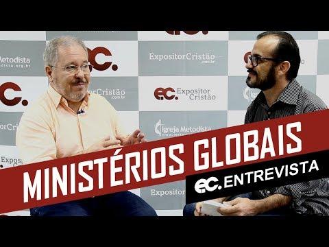 Entrevista - Luis Cardoso - Diretor do Escritório Regional Ministérios Globais e Upper Room - ALC