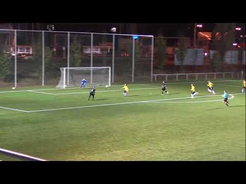 SESTŘIH: FC Hradec Králové ženy - Lokomotiva Brno H. H. 2:1