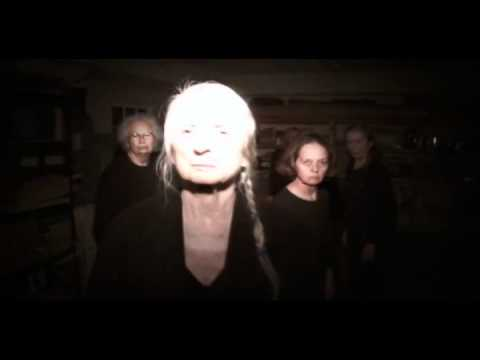 paranormal activity 3 old women hun youtube