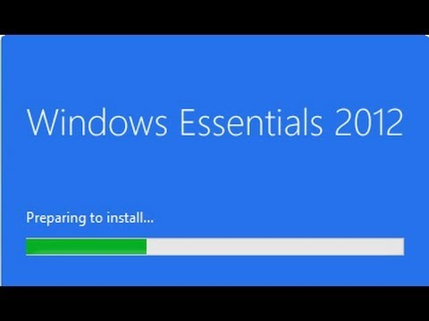 Tutorial Descargar e Instalar Windows Essentials 2012
