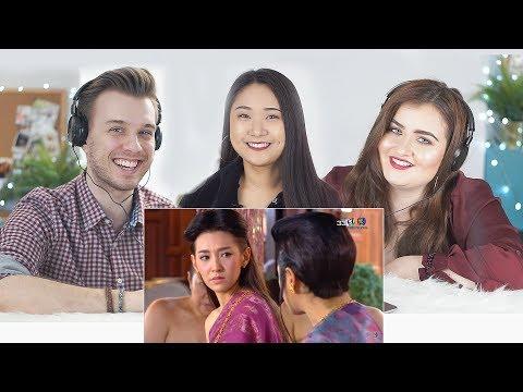 Download Foreigners react to Buppesannivas | บุพเพสันนิวาส ซับไทย Mp4 baru