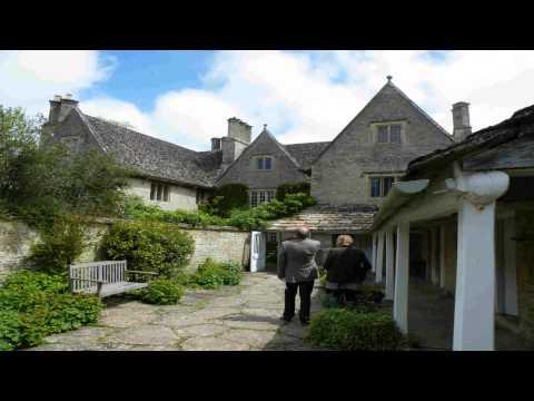 Kelmscott Manor Worcester Gloucestershire