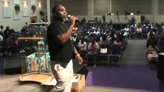 Pastor Audalus Estime - 4th Annual Praise and Worship Convention at Maranatha. part 14