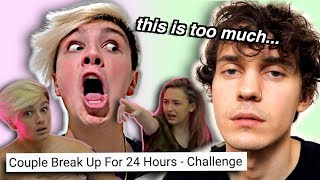 The Real Issue With 24 Hour Challenges (Morgz Reaction)
