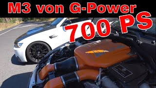 Wahnsinn! 2 x BMW M3 Coupé von G-Power! | 500 PS | 700 PS | SK I | SKII | 100-200 | GTS Software