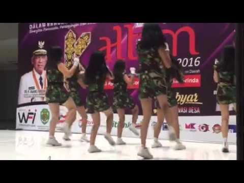 Jaguar Dancers (SMP Negeri 1 Samarinda)
