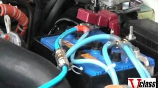 Fuel Saving with Qmax devices on Mitsubishi Triton 2.5 DI-D 05:19